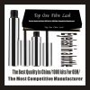 Hot Quality MODEL COSMETIC Thicking Endless Eyelash Fibre Lash Extensions Mascara Kit