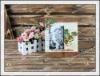 Chrismas Paper Photo Frame and Decal Photo Frame