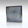GH-K1 wall mounted stainless steel key box with window