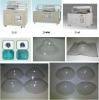 Plastic Shot / Plastic Bra Cup Vacuum Forming Machines