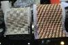 rhinestone mesh