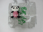 panda bag recyeling bag animal foldsble bag shipping bag