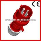 32A/3P+E/6H/380-415V/IP44 Industrial Plug