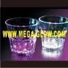 Flashing whiskey Cup,LED light up glass,flashing w