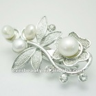 Beautiful pearl brooch pin wholesale