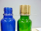 30ml Glass essential oil bottle with glass dropper