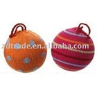 Wholesale knitted christmas balls