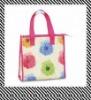 Cute Flower PP Woven Bag