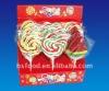 sweety ball candy lollipop BS-6102