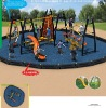 New design - Children outdoor amusement park equipment OEM