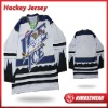 2012 Nimblewear New arrival sublimation thermal windproof,waterproof,breathable Hockey Jersey