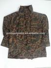Military Camouflage Raincoat