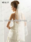 2012 White/Ivory Short Lace Wedding Veils