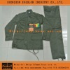Army Military Green Combat Jacket
