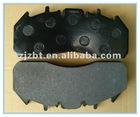 Truck brake pads for volvo\renault of WVA29174/ 5001 864 363