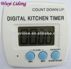 LCD Digital kitchen Timer