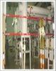Mobile single pole Extendible Fence