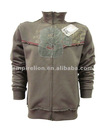 2012 New Style Applique Embroidery Design Mens Sports Coat