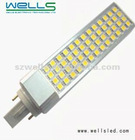 high brightness 11W led PL lamp