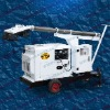 Protable Diesel Generator Lighting Tower