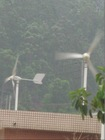 Ocean wind generator 1200w