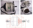 electric bicycle hub motor 250w