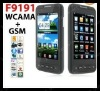 free shipping New Android 2.2 WCDMA GSM 3G WIFI GPS Cell Phone F9191