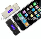 For iPhone 4 & iPad FM Transmitter