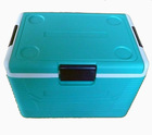 54L plastic cooler box, for vaccine, heat-sensitive medicine, food cooling