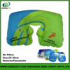 sublimation inflatable travel air pillow for wholesale