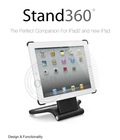 Hotselling ipad car holder with 360 degrees rotation