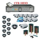 NEW !20CH DVR with HDMI with CCTV Camera with 420TVL security surveillance camera system 1TB HDD