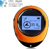 Mini GPS keychain world's smallest personal GPS guider without Map