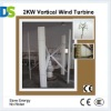 V 2kw vertical axis wind turbine
