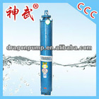 Cast iron submersible deep well water pump(6 inch)