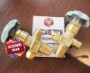 High pressure cylinder valve, manual valve