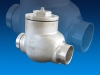 Grooved End Check Valve,Stainless Steel CF8M Full Port 2inch-ZHENGQIU VALVE