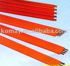 Low-power mobile devices Seamless conductor bars