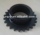 """industrial sprocket 35BS24 1 1/2"""" bore 2 set screws"""