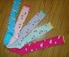 girl's knee high sock