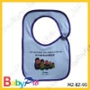 waterproof baby bib/easy washing baby bibs