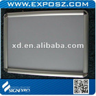 aluminum snap poster frame 25mm profile