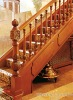 Top Quality Elegant solid wooden stairs
