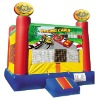 Racing Cars Bouncer,inflatable jumper B1116