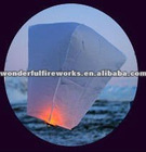 Paper colourful and Flame-retardant chinese sky lantern