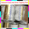 Datacard Topping Foils 594885-003 gold