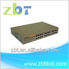 24 ports 10/100M fixed VLAN Ethernet Switch