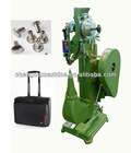 Belt riveting machine