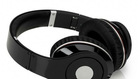 small Studio Headphone DJ Studio Headset with Hard Package Noise Cancelling and factory price