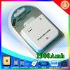 External Power Bank 1900mAh for iphone/ipad